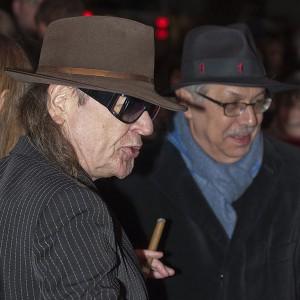 Udo mit Zigarre