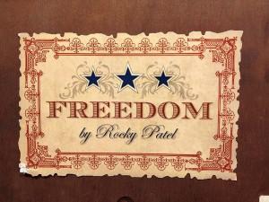 Freedom by Rocky Patel