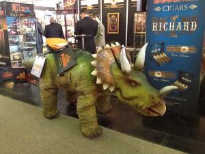Dinosaurier von Bossner