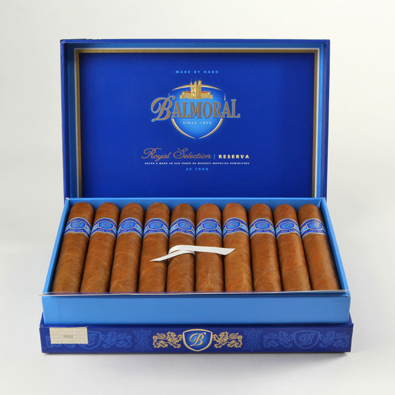 Balmoral Royal Selection Reserva Toro (3)