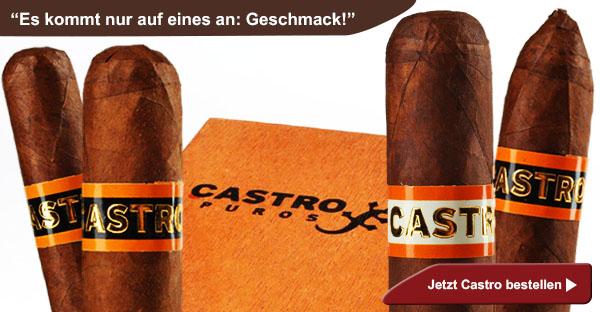Castro Puros Zigarren