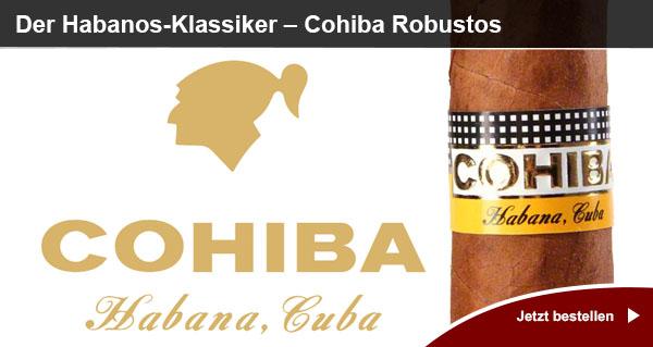 Cohiba Robustos auf Noblego.de