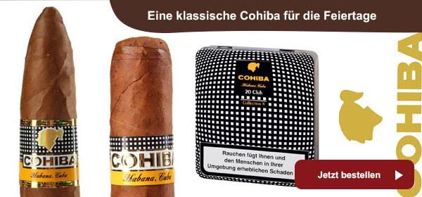 Cohiba Zigarren