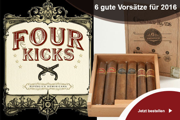 Crowned Heads 6 Shooter