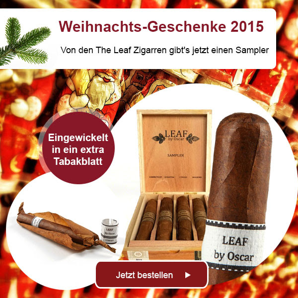 The Leaf by Oscar Sampler online bei Noblego.de bestellen