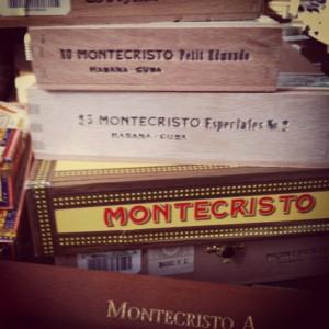 Zigarren von Montecristo