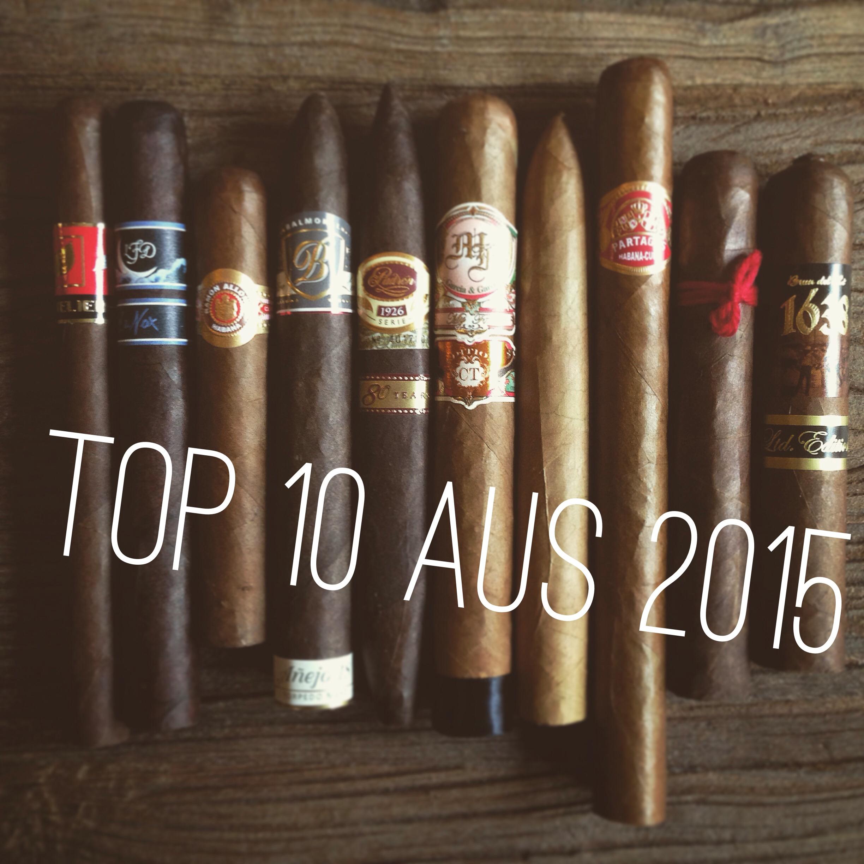 Noblego Top 10 Zigarren 2015