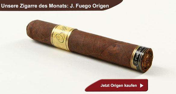 J. Fuego Origen Zigarren