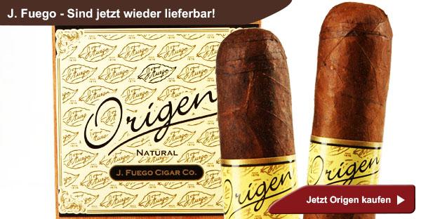Origen by J. Fuego Zigarren