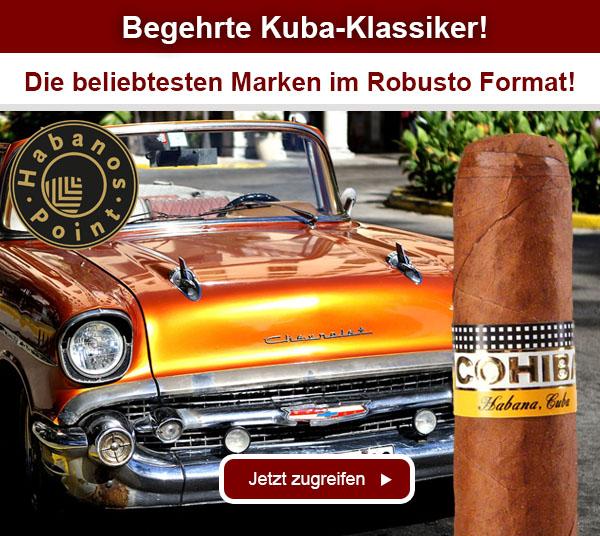 Kubanische Robustos auf Noblego.de