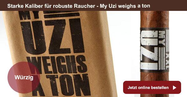My Uzi weighs a Ton