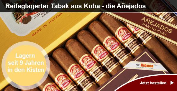 Partagas Anejados Habana Zigarren