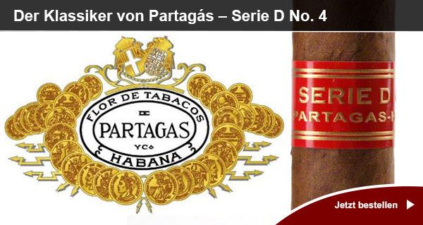 Partagas auf Noblego.de