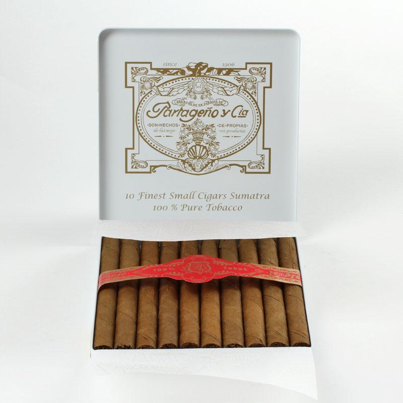 Partageno y Cia Small Cigars Sumatra (1)