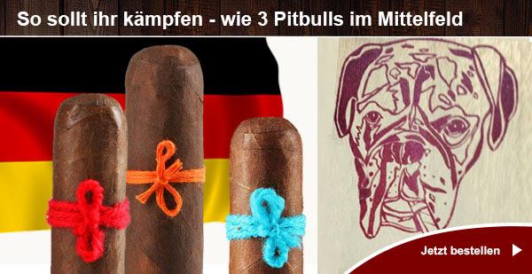 Pitbull Zigarren