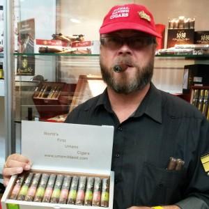 Jan Vistisen von Royal Danish Cigars