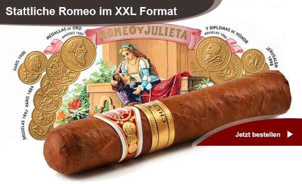 Romeo y Julieta Wide Churchill