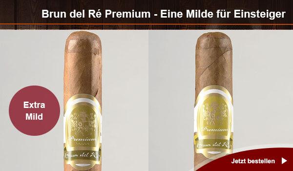 Brun del Re Premium Zigarren