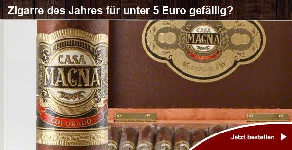 Casa Magna Zigarren