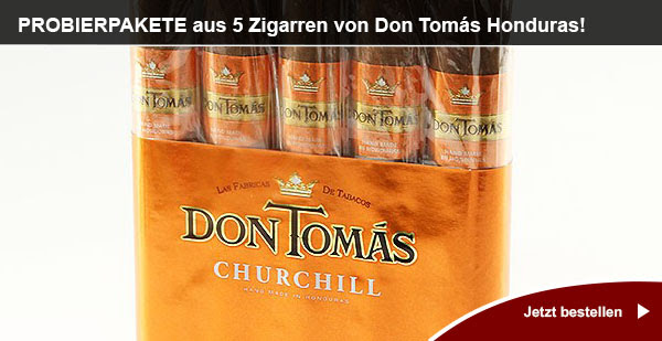 Don Tomas Honduras Bundle Churchill