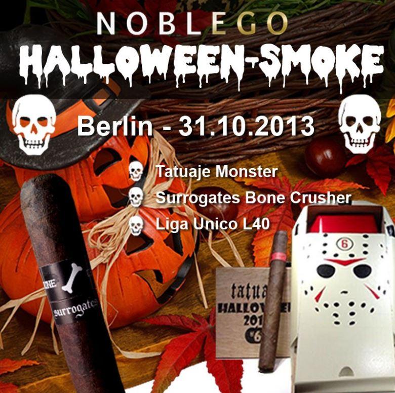 halloween smoke