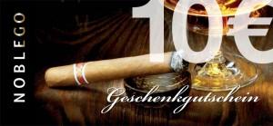 Noblego Zigarren-Geschenkgutschein