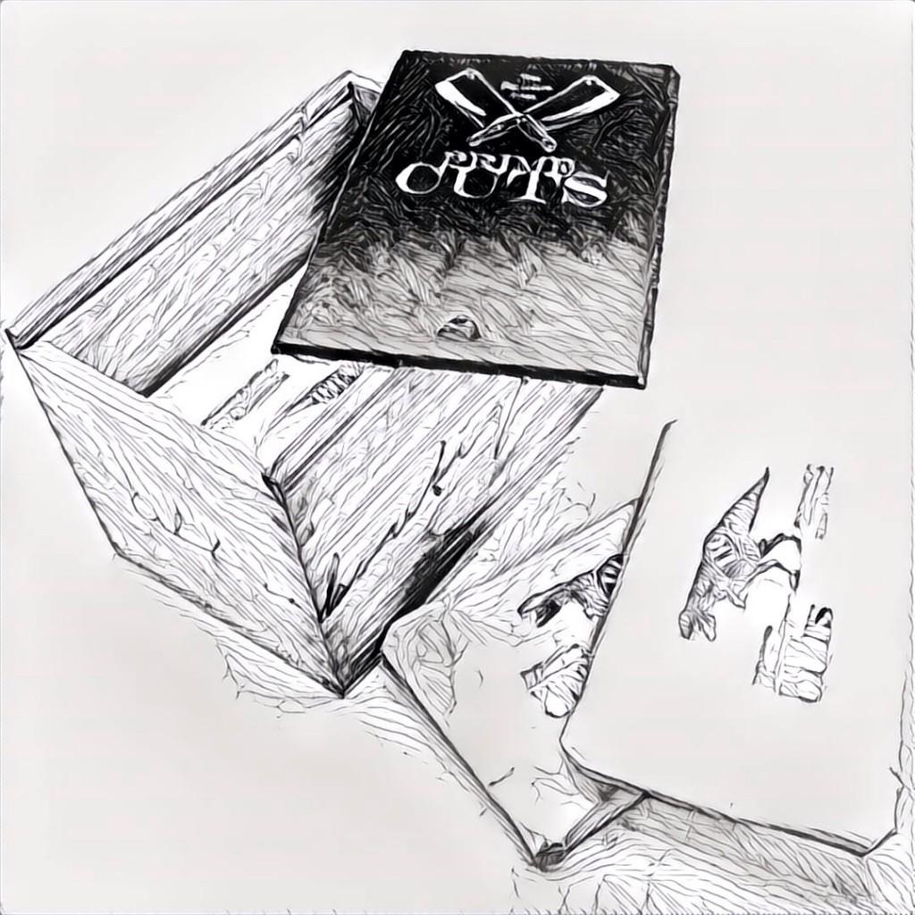 Prime Cuts Zeichnung