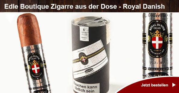 Royal Danish Single Blend Duke