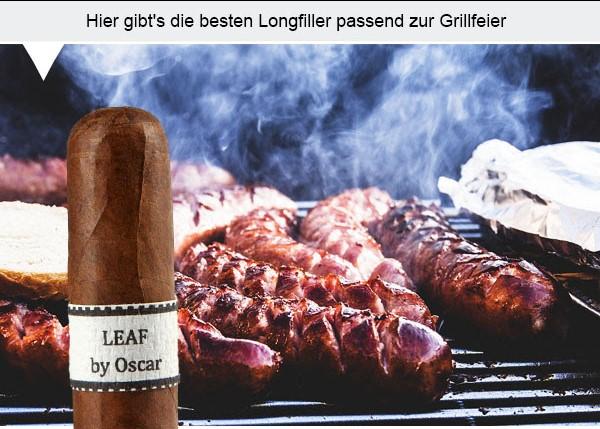 The Leaf by Oscar zum Grillen