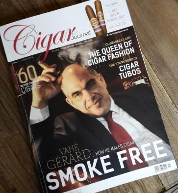 Cigar Journal Ausgabe 1-2016