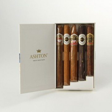Ashton 5 Cigar Assortment 5er
