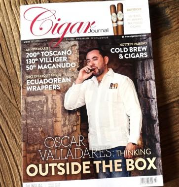 Cigar Journal Ausgabe 2-2018