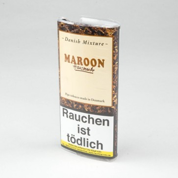 Danish Mixture Hausmarke Maroon