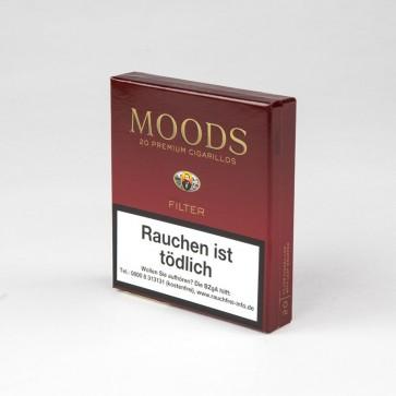 Dannemann Moods Filter 20er