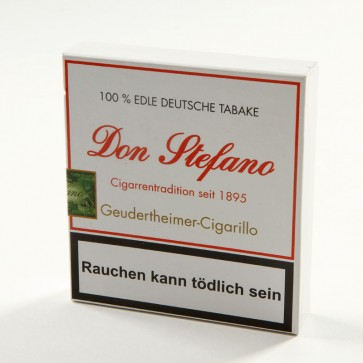 Don Stefano Geudertheimer Cigarillo