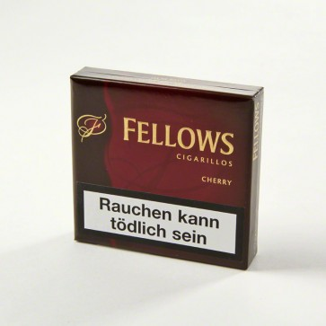 Fellows Dark Red