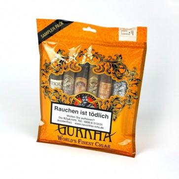 Gurkha Sampler Pack