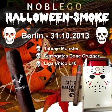 Halloween Smoke (31.Oktober) in Berlin