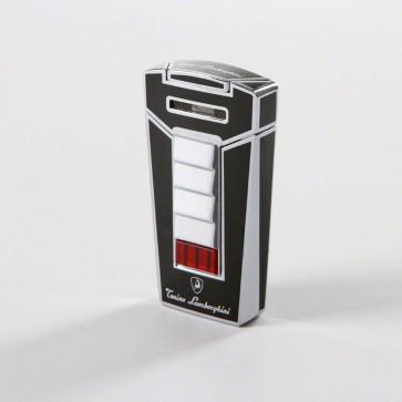 Tonino Lamborghini Aero Black Torch Flame Lighter