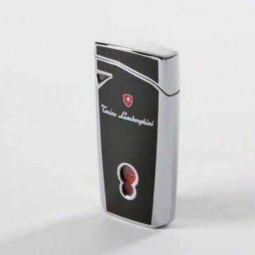 Tonino Lamborghini Magione Black Torch Flame Lighter