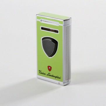 Tonino Lamborghini Pergusa Green Torch Flame Lighter