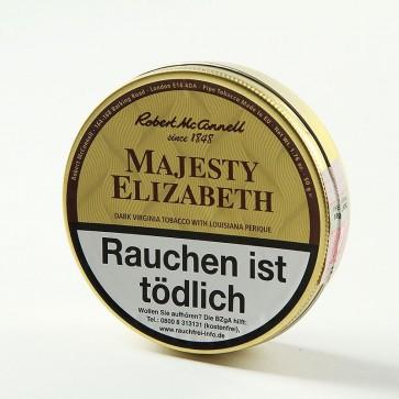 McConnell Majesty Elizabeth