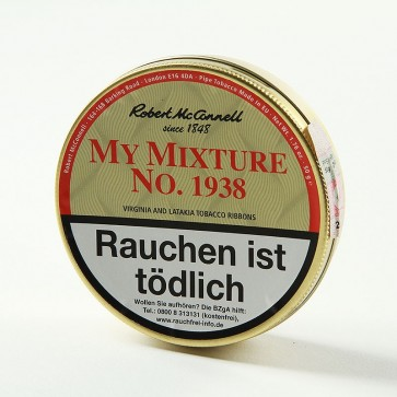 McConnell My Mixture No. 1938