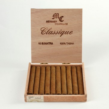 Messmer MC Classique Cigarillos Sumatra