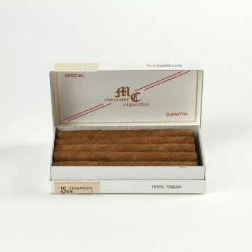 Messmer MC Special Cigarillos Sumatra
