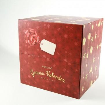 Noblego Genuss Kalender Limited Edition
