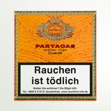 Partagás Club