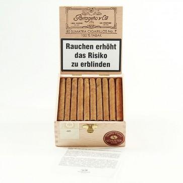 Partageno y Cia Cigarillo No. 7 Sumatra
