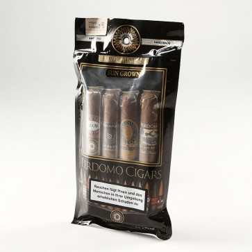 Perdomo Travel-Pack Toro Sun Grown Sampler