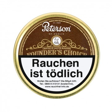 Peterson Founder's Choice